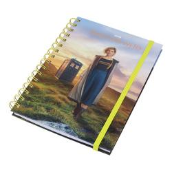 Doctor Who 13th Doctor A5 Wiro Notebook