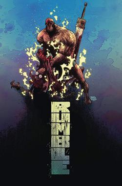 Rumble Vol 5: Things Remote