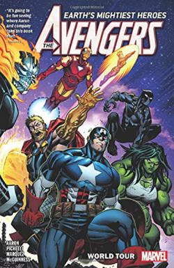 Avengers by Jason Aaron Vol 2: World Tour