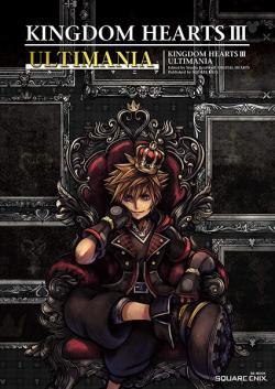 Kingdom Hearts III Ultimania