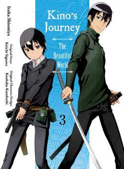 Kino's Journey- the Beautiful World, vol 3