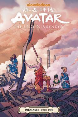 Avatar: The Last Airbender: Imbalance Part 2