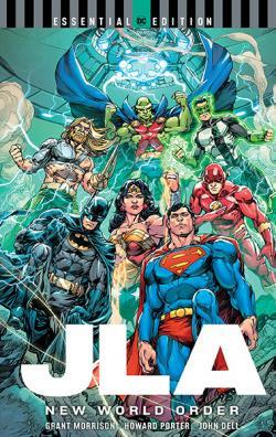 JLA: New World Order Essential Edition