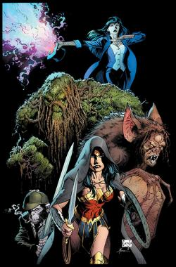Justice League Dark Vol 1: The Last Age of Magic