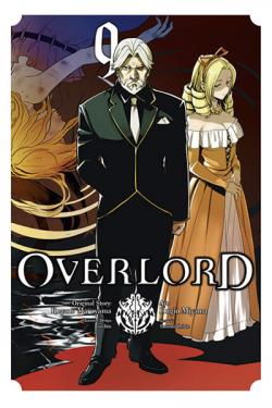 Overlord Vol 9