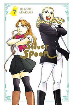 Silver Spoon Vol 7