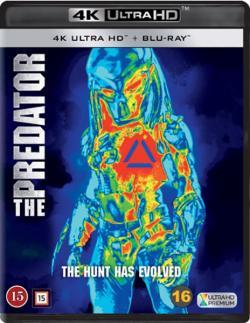 Predator (2018, 4K Ultra HD+Blu-ray)