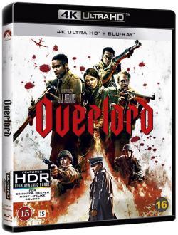 Overlord (4K Ultra HD+Blu-ray)