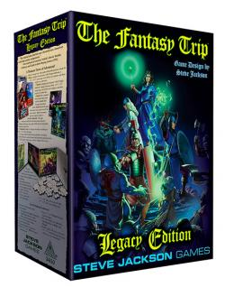 The Fantasy Trip: Legacy Edition (VERY LIMITED)