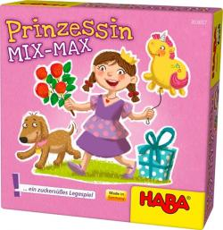 Princess Mix-Max