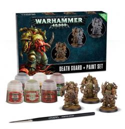 Death Guard Paint Set 2019
