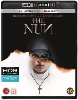The Nun (2018, 4K Ultra HD+Blu-ray)