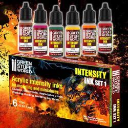 Intensity Inks Set 1 (6 Paint Pots)