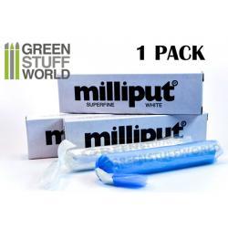 Milliput Standard Super Fine White