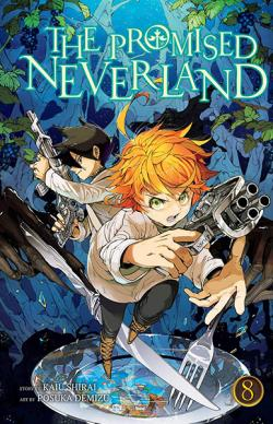 The Promised Neverland Vol 8