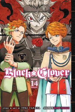 Black Clover Vol 14