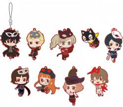Persona 5 Rubber Strap Collection
