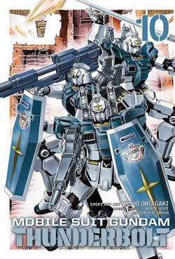 Mobile Suit Gundam Thunderbolt Vol 10