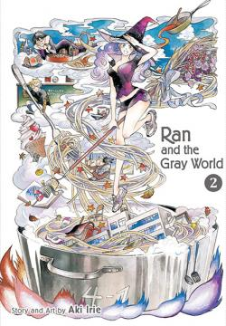 Ran and the Gray World Vol 2