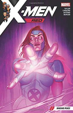 X-Men Red Vol 2: Waging Peace