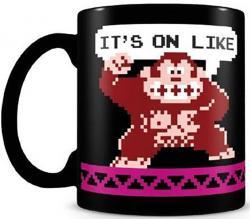 Donkey Kong Mug It's On Like