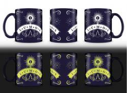 Harry Potter Glow In The Dark Mug Lumos