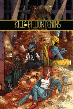 Kill Six Billion Demons Book 3
