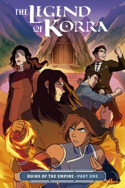 The Legend of Korra: Ruins of Empire Part 1