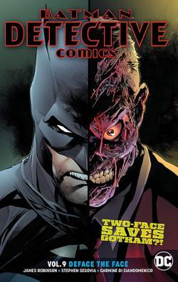 Batman Detective Comics Vol 9: Deface the Face