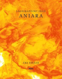 Lägesrapport från Aniara
