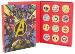 Avengers Pin Set