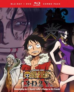 One Piece 3D2Y TV Special