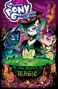 My Little Pony Friendship Is Magic Vol 16