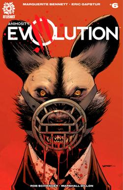 Animosity Evolution Vol 2: Lex Machina