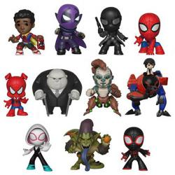 Spiderman Into the Spider Verse: PDQ Mystery Mini Figures