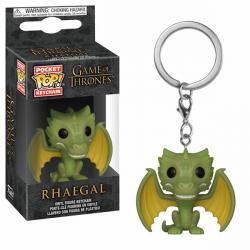 Rhaegal Pop! Vinyl Figure Keychain