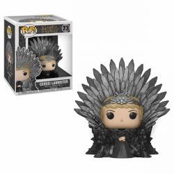 Cersei Lannister Sitting on Iron Throne Deluxe Pop! Vinyl Figure