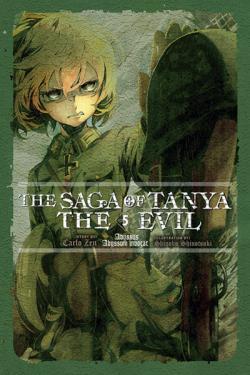 Saga of Tanya Evil Light Novel Vol 5