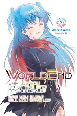 Worldend Light Novel 3