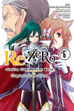 Re: Zero Chapter 3: Truth of Zero Part 6