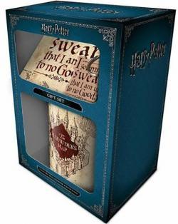Harry Potter Gift Box Marauders Map