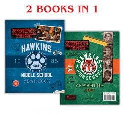 Hawkins Middle School Yearbook/Hawkins High School Yearbook