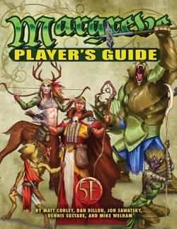 Margreve Player`s Guide