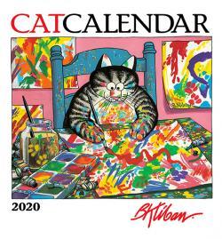 Kliban's Cat 2020 Mini Wall Calendar