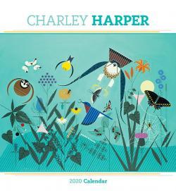 Charley Harper 2020 Wall Calendar