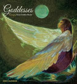 Godesses - Susan Seddon Boulet 2020 Wall Calendar