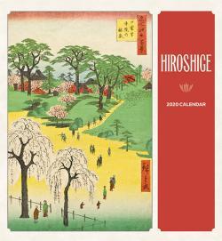 Hiroshige 2020 Wall Calendar
