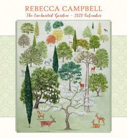 Rebecca Campbell: The Enchanted Garden 2020 Wall Calendar