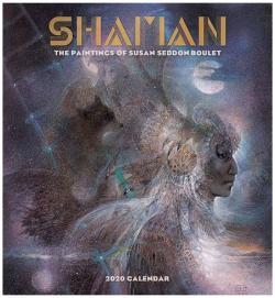Shaman - Susan Seddon Boulet 2020 Wall Calendar