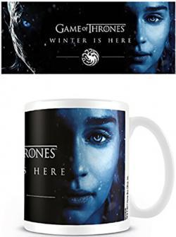 Winter is Here Daenerys Coffee Mug